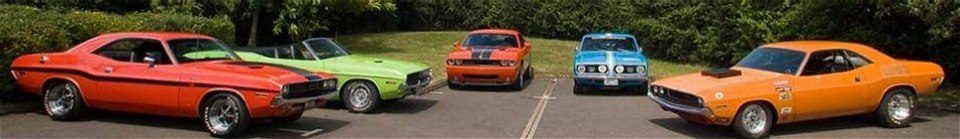 Muscle Cars Auction